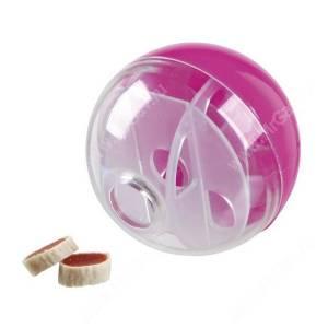Игрушка для кошек под лакомства мяч Trixie, 5 см
