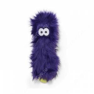 Игрушка плюшевая Zogoflex Rowdie Custer, 10 см, фиолетовая