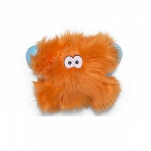 Игрушка плюшевая Zogoflex Rowdie Fergus, 24 см, оранжевая