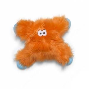 Игрушка плюшевая Zogoflex Rowdie Lincoln, 28 см, оранжевая