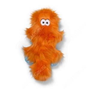 Игрушка плюшевая Zogoflex Rowdie Sanders, 17 см, оранжевая