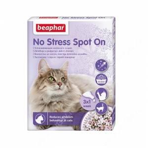 Капли успокаивающие для кошек Beaphar No Stress Spot on