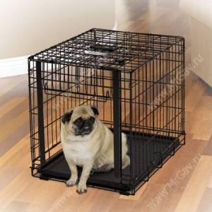 Клетка Midwest Ovation Crate 79 см*49 см*54,6 см