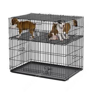 Клетка Midwest Puppy Playpen 61 см*91 см*76 см
