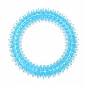 Кольцо для жевания, голубое