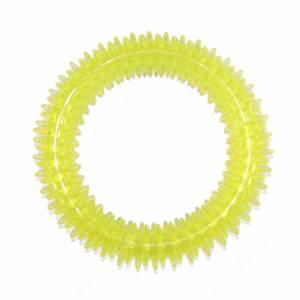 Кольцо для жевания, желтое