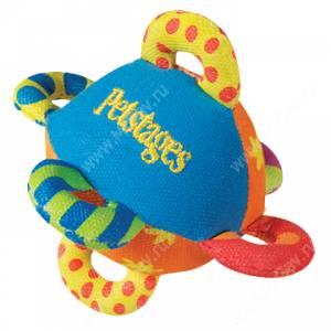 Мячик с петлями Petstages, мини