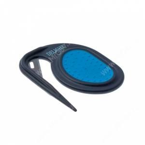 Колтунорез-капля карманный с одним лезвием DeLIGHT 43200