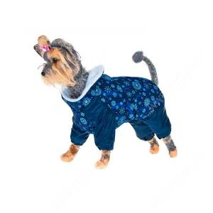 Комбинезон  для собак Хэппи Вьюга-4, мальчик