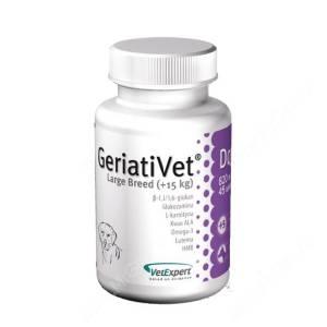 Комплекс GeriatiVet VetExpert для крупных пород, 45 таблеток