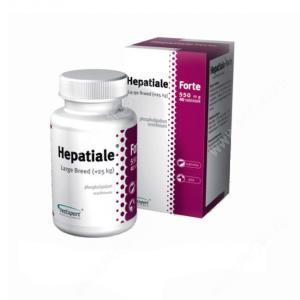 Комплекс Hepatiale VetExpert для крупных пород, 40 таблеток