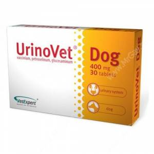 Комплекс UrinoVet Dog VetExpert, 30 таблеток