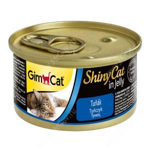Консервы для кошек GimCat ShinyCat из тунца