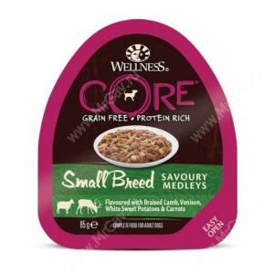 Консервы для собак Wellness Core Small Breed из баранины с олениной<br /><br />