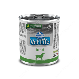 Консервы Farmina Vet Life Renal Dog, 300 г