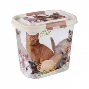 Контейнер Cats для корма, 10 л