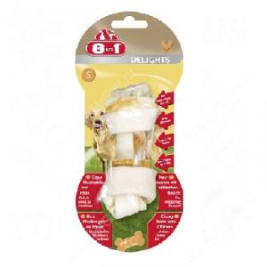 Косточка для мелких и средних собак 8in1 Delights, S