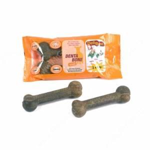 Деликатесные косточки из мяса ягненка Delibest для мелких и карликовых пород, 2 шт.