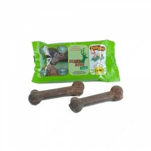 Деликатесные косточки из оленины Delibest для мелких и карликовых пород, 2 шт.