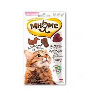 Лакомство Мнямс Pro Pet ассорти для кошек