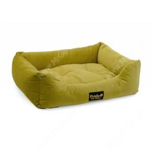 Лежак Pride Престиж, 60 см*50 см*23 см, зеленый