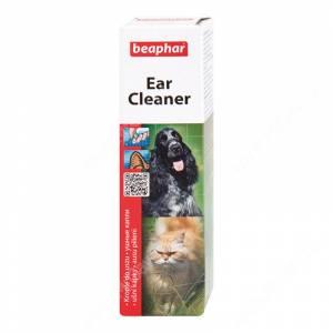 Лосьон для ухода за ушами Beaphar Ear-Cleaner, 50 мл