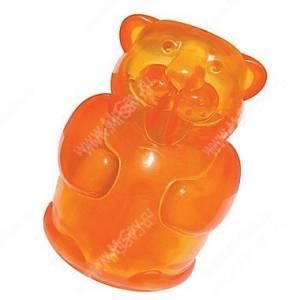 Медведь Kong Squeezz Jels, средняя