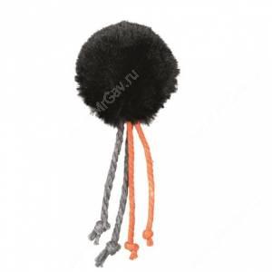 Меховой мячик для кошек Trixie 4 см