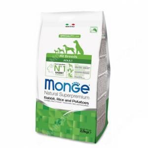Monge Dog All Breeds Speciality (Кролик с рисом и картофелем)