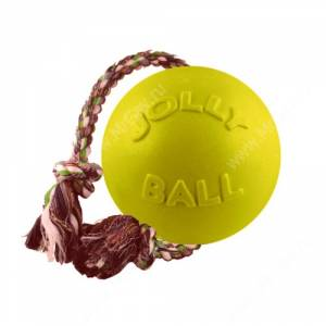 Мяч Jolly Romp-n-Roll Ball, 15,24 см, желтый