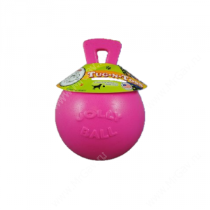 Мяч Jolly Tug-N-Toss Ball, 20 см, розовый