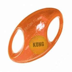 Мяч регби Kong Jumbler, оранжевый