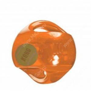 Мяч Kong Jumbler, оранжевый