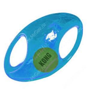 Мяч регби Kong Jumbler, голубой