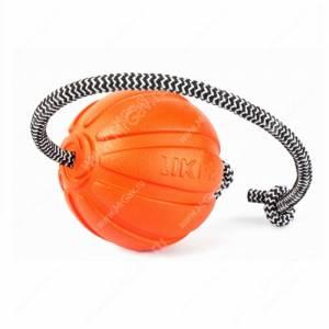 Мячик Collar Liker (Лайкер) корд на шнуре, 9 см