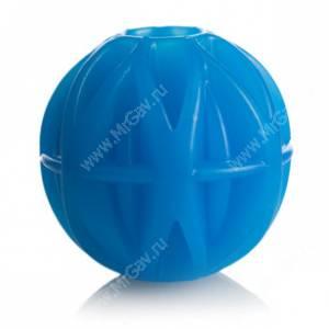 Мячик суперупругий JW Megalast Ball, голубой