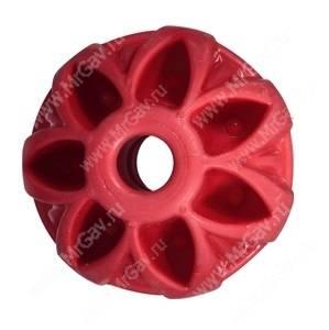 Мячик суперупругий JW Megalast Ball, красный