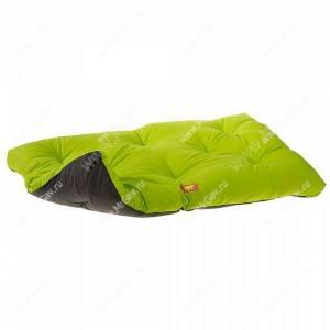 Матрац Soffy, 64 см*40 см*10 см, серо-зеленая