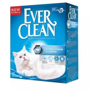 Наполнитель Ever Clean Extra Strong Clumpin Unscented комкующийся