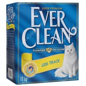 Наполнитель Ever Clean Less Track для длинношерстных кошек