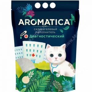 Наполнитель силикагелевый AromatiCat с индикатором pH, 1,25 кг