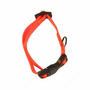 Ошейник нейлоновый Ferplast Club, 32 см*1 см, оранжевый