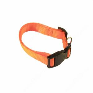 Ошейник нейлоновый Ferplast Club, 56 см*2 см, оранжевый