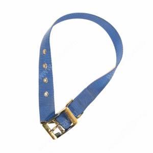Ошейник нейлоновый Ferplast Club, 55 см*3 см, синий