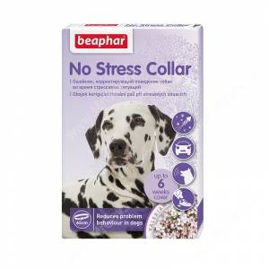 Ошейник успокаивающий для собак Beaphar No Stress Collar, 65 см
