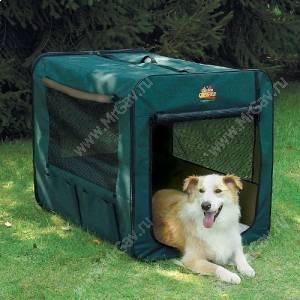 Палатка Midwest Camper 48, 122 см*76 см*89 см, зеленая