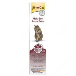 Паста для кошек Gimcat Malt-Soft Paste Extra