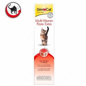 Паста для кошек Gimcat Multi-Vitamin Paste Extra