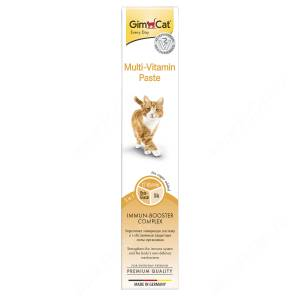 Паста для кошек Gimcat Multi-Vitamin Paste