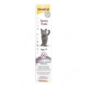 Паста для пожилых кошек Gimcat Expert Line Senior, 50 г